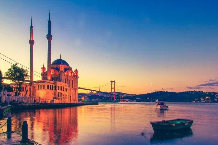 Live and Work in Turkey